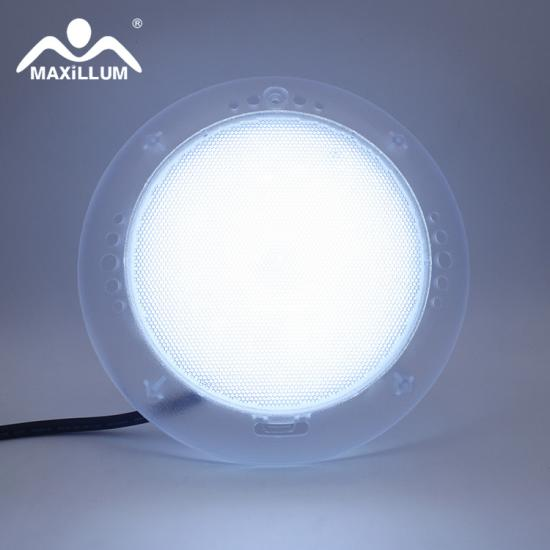epoxy resin flat lamp , PC housing
