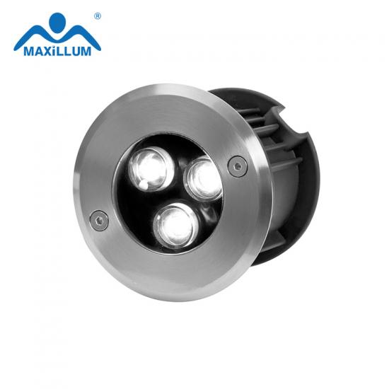 high power stainless steel underwater light